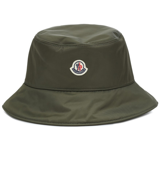 Moncler Bucket hat in green