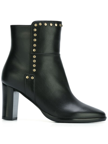 Jimmy Choo Harlow 80 boots in black