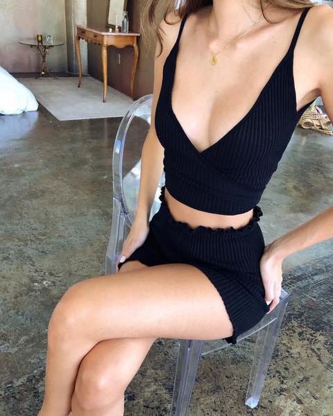 jewels shorts top
