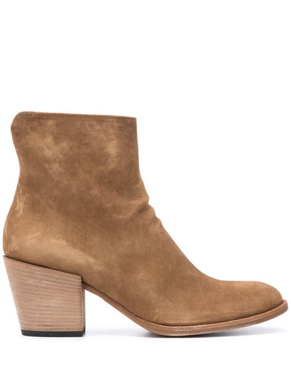 Officine Creative Joss ankle boots in neutrals