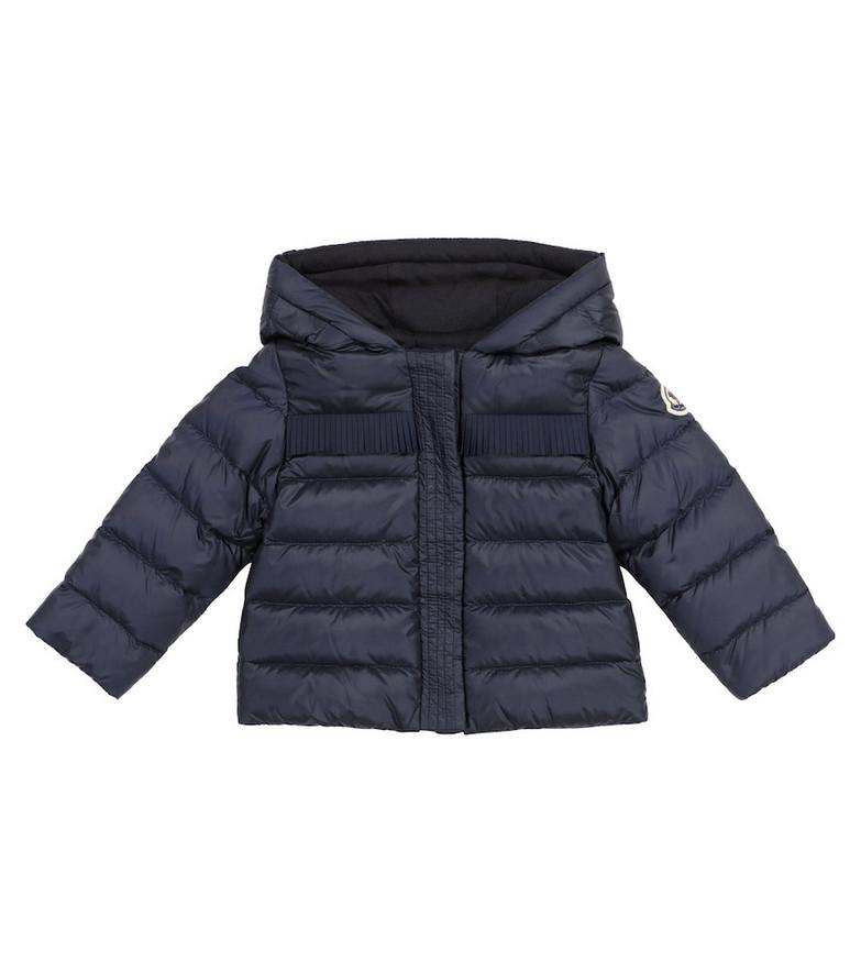 Moncler Enfant Baby Atina down jacket in blue