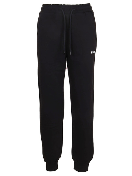 MSGM Pantalone/pants in black