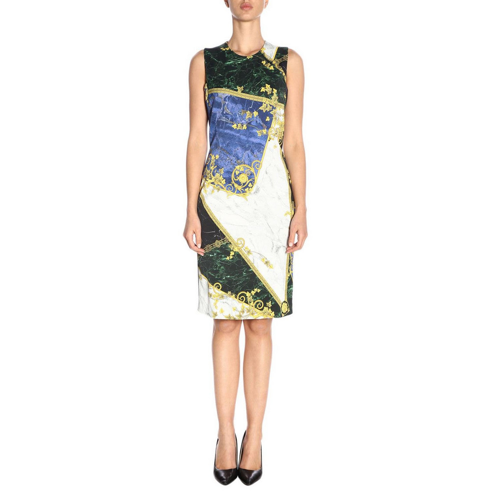 Versace Collection Dress Dress Women Versace Collection in blue