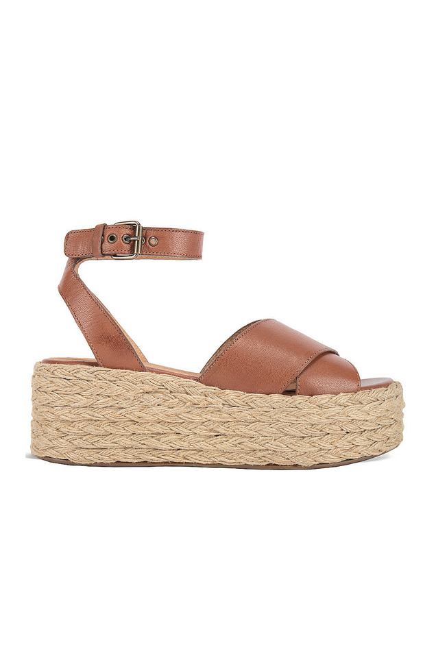 Seychelles Much Publicized Sandal in brown
