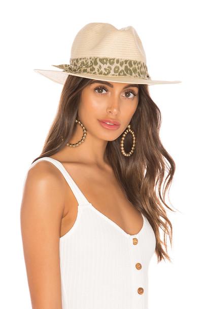 ale by alessandra Luca Hat in tan