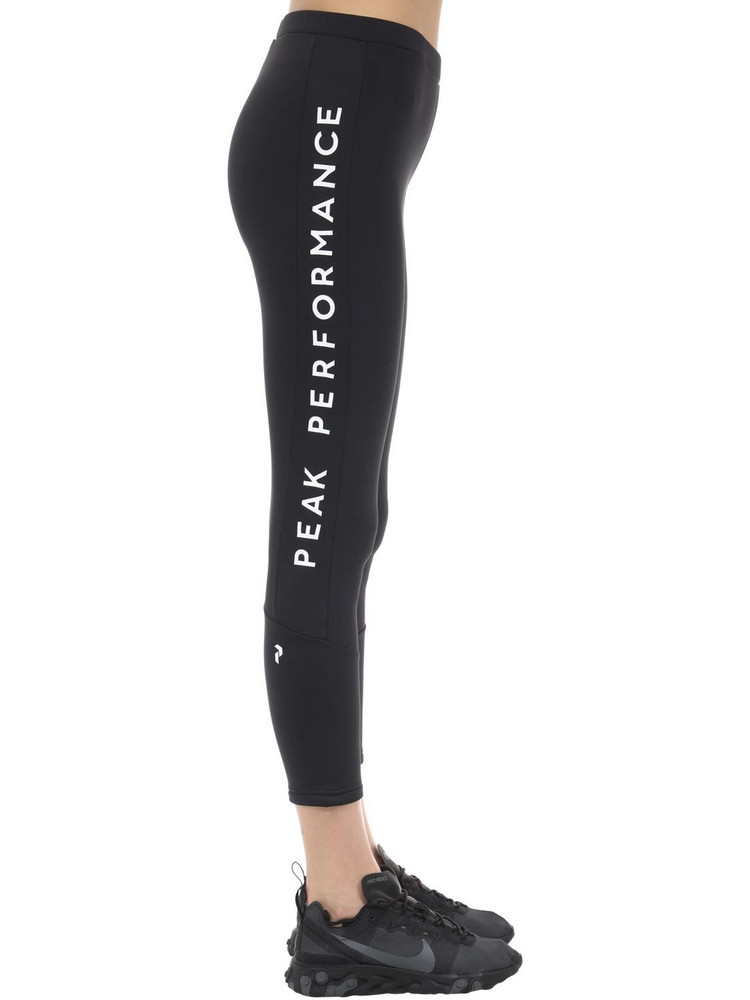 PEAK PERFORMANCE W Rider Leggings in black