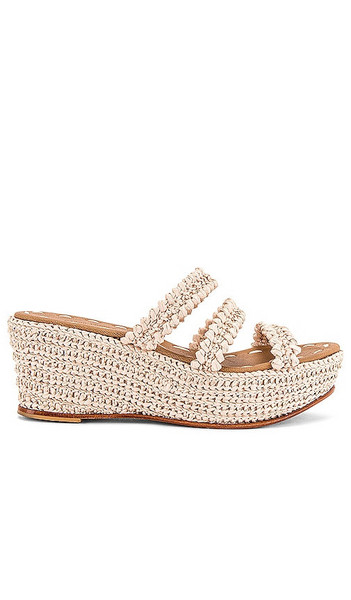 Carrie Forbes Said Sandal in Neutral in natural