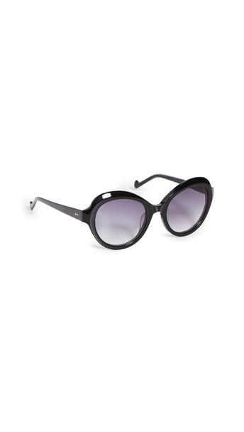 Zimmermann Amelie Sunglasses in black / grey