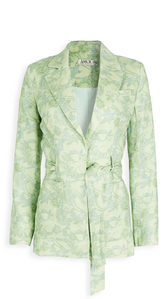 AMUR Octavia Jacket in green