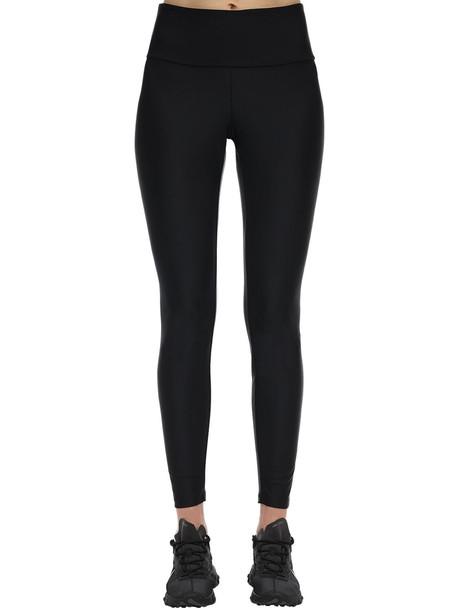 NIKE Slim Fit Swimsuit Leggings in black