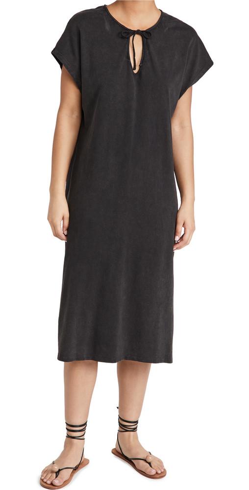Z Supply Sundial Dress in black