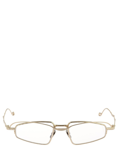 KUBORAUM BERLIN H73 Double Frame Metal Sunglasses in gold