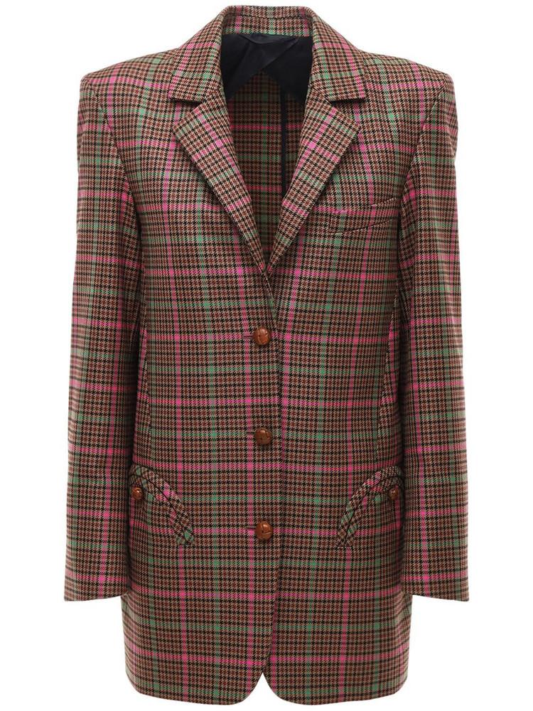 BLAZÉ MILANO Sirah Wool & Cotton Weekend Blazer