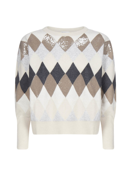 Brunello Cucinelli Sweater in beige