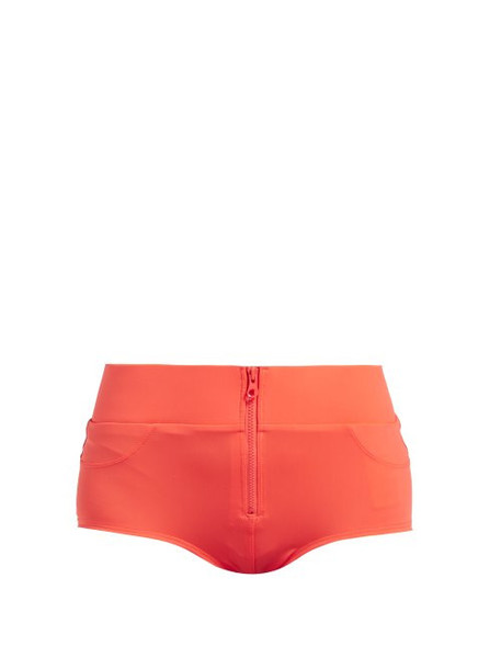 Adidas By Stella Mccartney - Triathlon Shorts - Womens - Orange