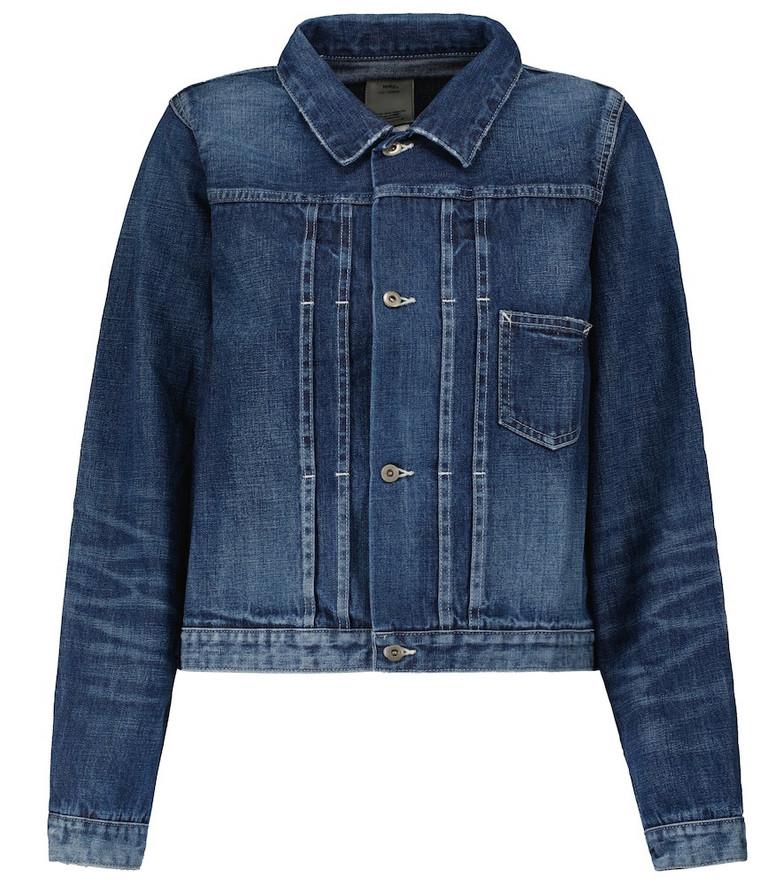 visvim Denim jacket in blue