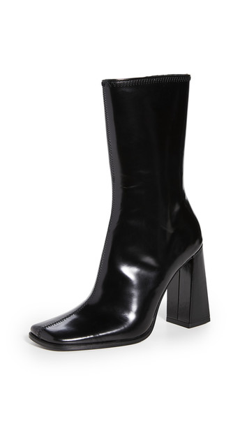 BY FAR Linda Boots in black