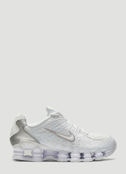 Nike Shox TL Sneakers in White size US - 06