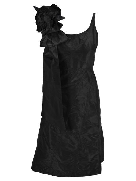 Miu Miu Dress Look #1 in black