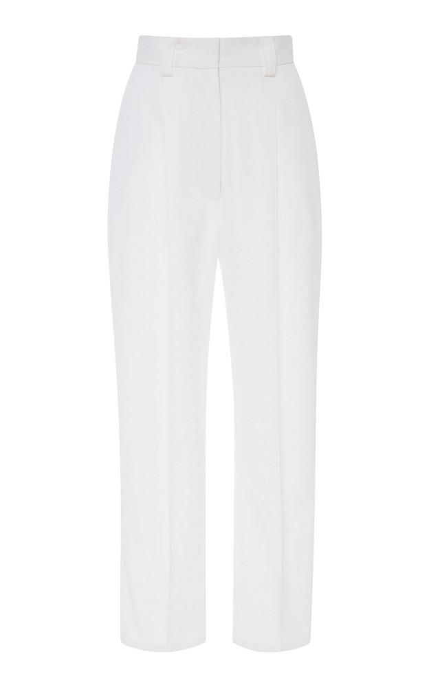 Beaufille Nova Trouser in white