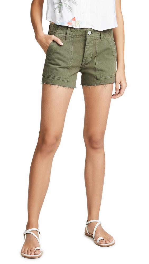 TRAVE Lara Shorts in green