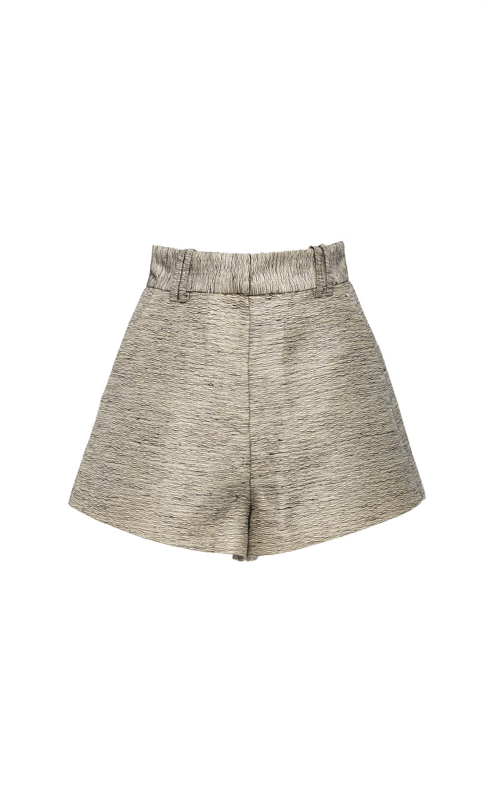 Acler Davidson Short in grey