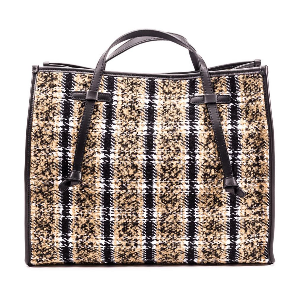 Gianni Chiarini Shopping Bag in camel