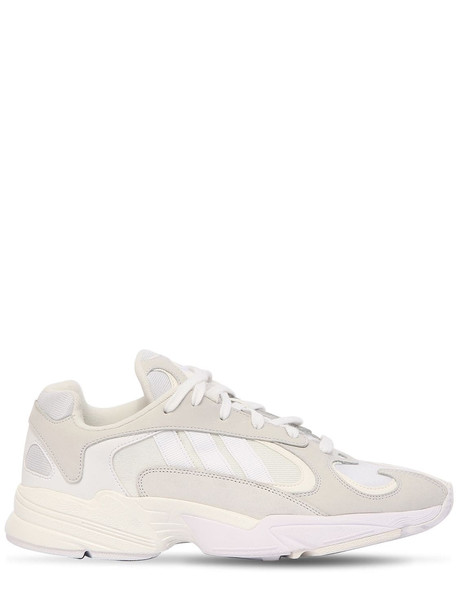 ADIDAS ORIGINALS Yung-1 Sneakers in white