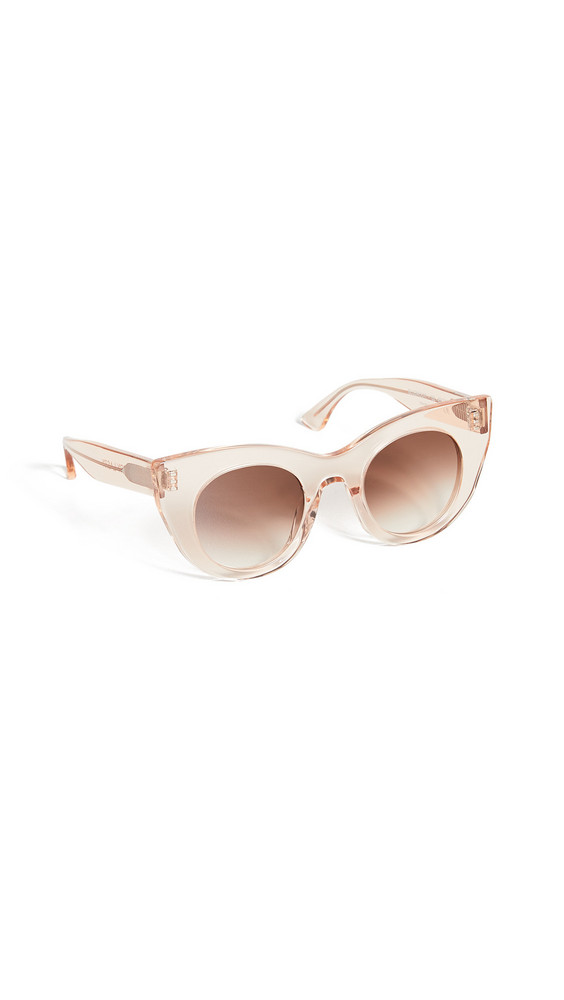 Thierry Lasry Bluemoony 122 Sunglasses in peach