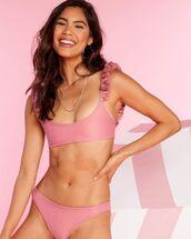 swimwear,pink swimwear