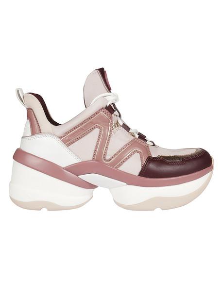 Michael Kors Olympia Sneakers in pink
