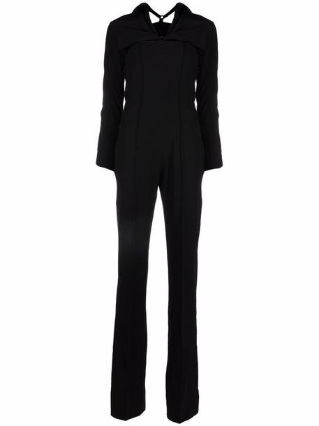 Jacquemus Asao cut-out jumpsuit - Black