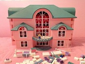 home accessory,lego,90s style,vintage