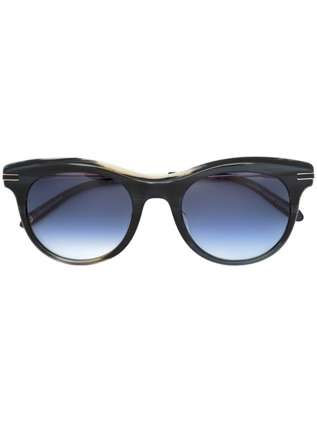 Garrett Leight Andalusia sunglasses in black