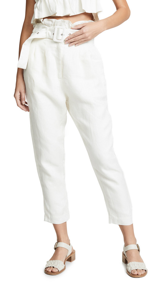 Steele Aster Pants in natural