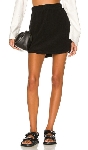 Lovers and Friends Monaco Skirt in Black