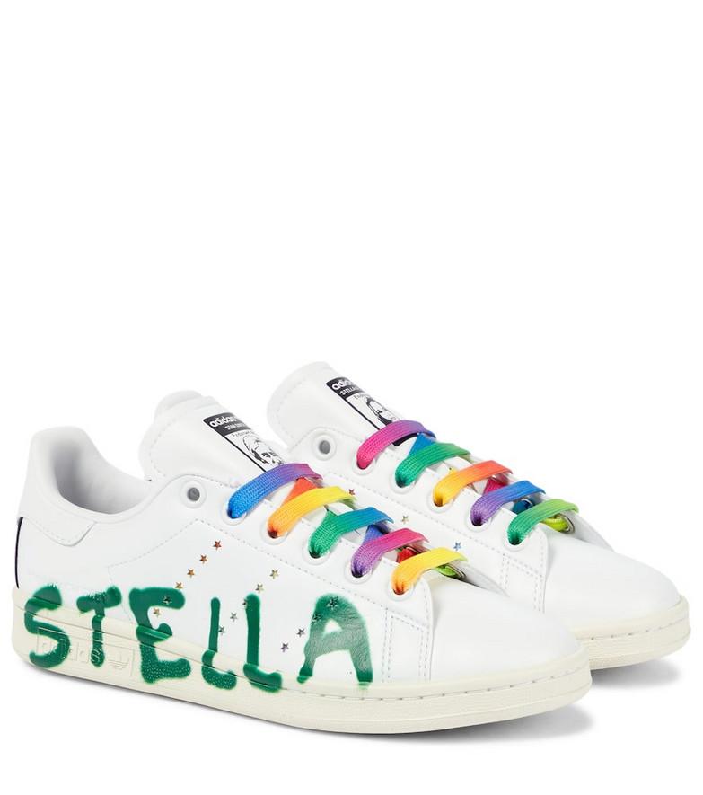 STELLA McCARTNEY Stella Stan Smith sneakers in white