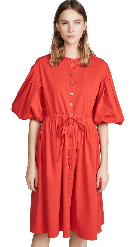 Stine Goya India Dress in red