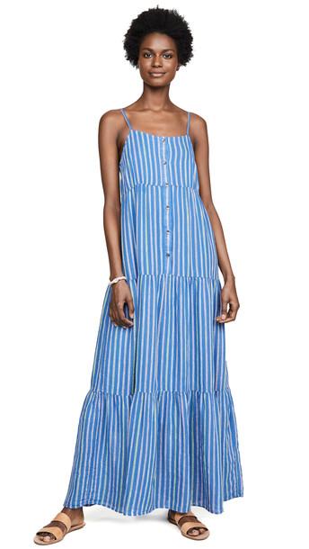 Splendid Promenade Dress in blue / multi