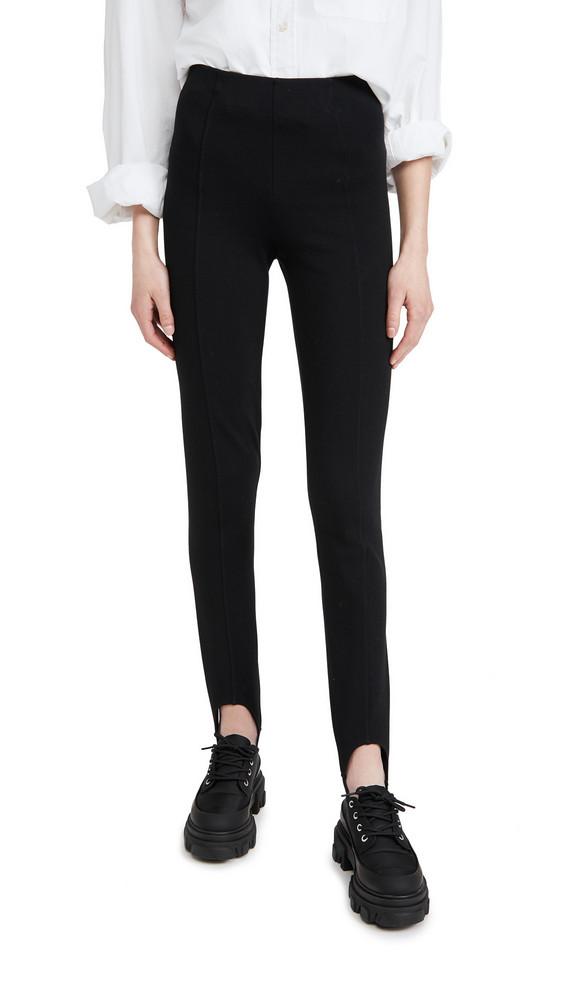 Ninety Percent Paneled Ski Pants in black
