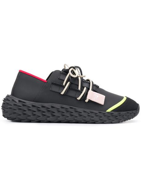 Giuseppe Zanotti Urchin sneakers in black