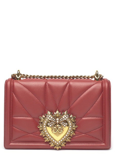 Dolce & Gabbana devotion Bag in red