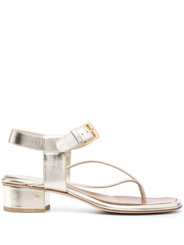 Laurence Dacade Bosphore sandals in gold