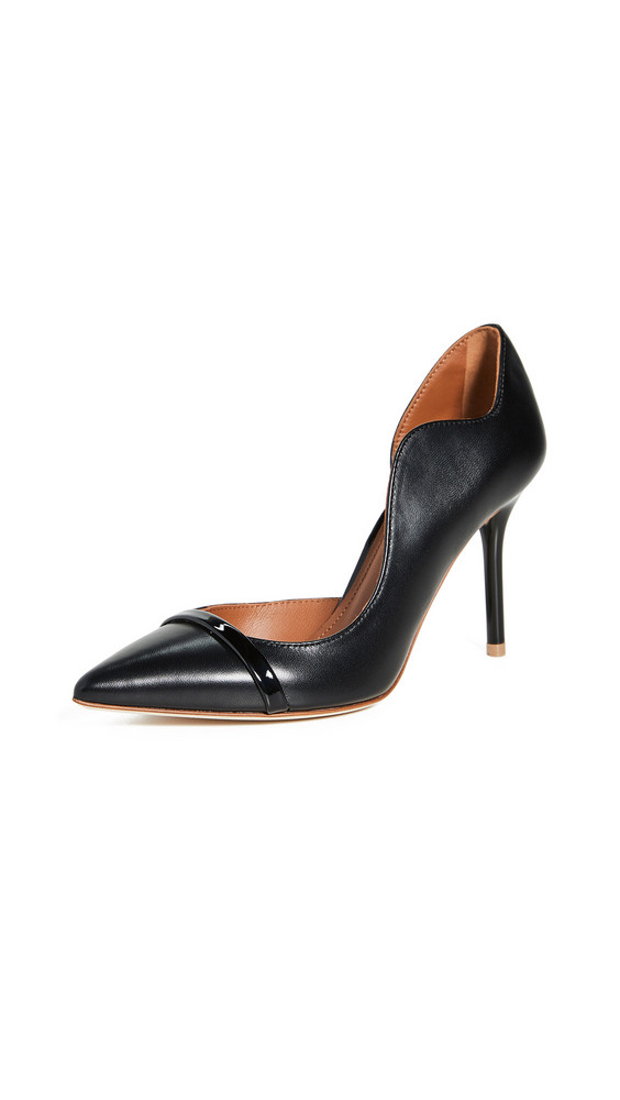 Malone Souliers Morrissey 85mm Pumps in black