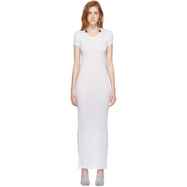 Jacquemus White 'La Robe Maglietta' Dress
