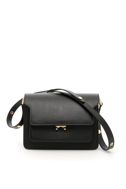 Marni Trunk Bag in black
