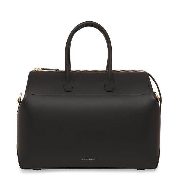 Mansur Gavriel Black Mini Travel Bag - Flamma