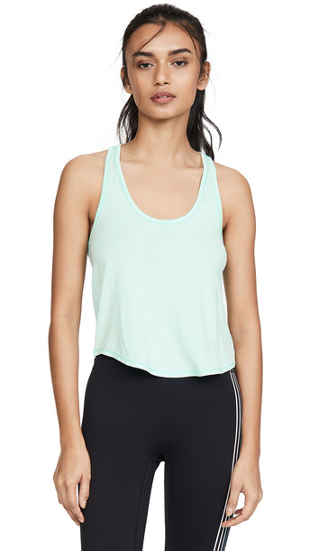 All Access Concert Tank in mint