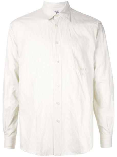 Ground Zero Substantial Void shirt in white