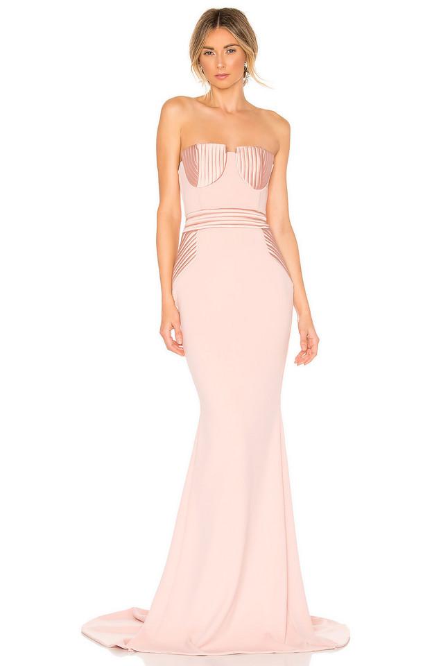 Zhivago Fairmont Gown in pink